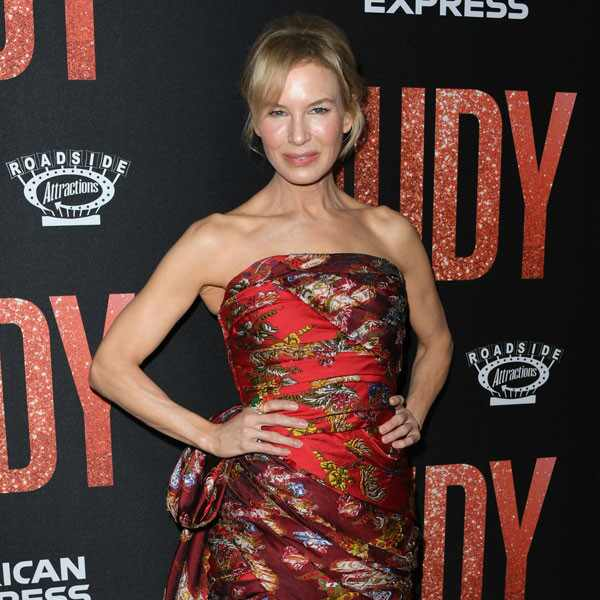 Renee Zellweger, Fashion Police Widget